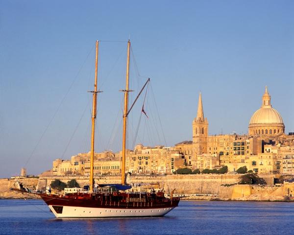 морская страна Мальта