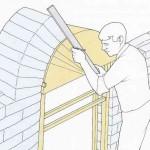 строительство арки