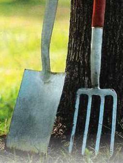 инструменты садовода и огородника